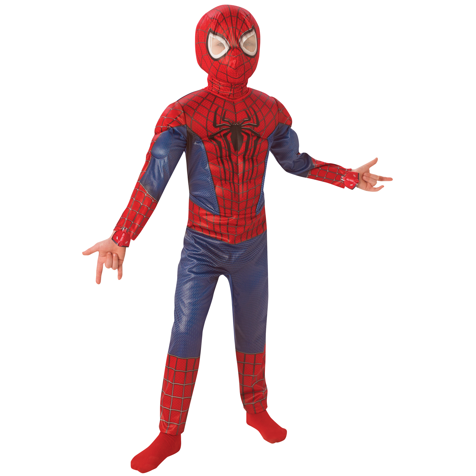 Spider-Man Costume Small
